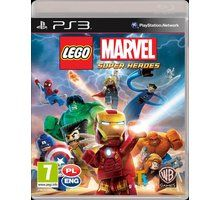 LEGO Marvel Super Heroes pro PS3