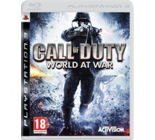 Call of Duty: World At War pro PS3