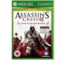 Assassin's Creed II GOTY pro Xbox 360