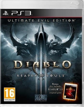 Diablo 3 Ultimate Evil Edition pro PS3