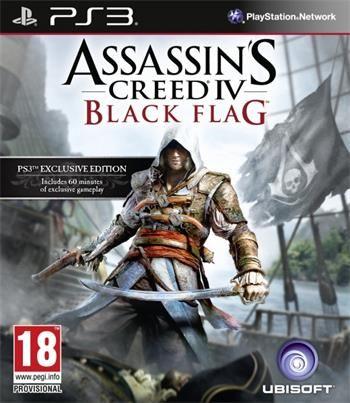 Assassins Creed IV Black Flag Essentials pro PS3