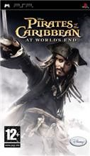 Pirates of the Caribbean At Worlds End pro PSP