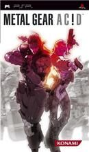 Metal Gear Ac!d pro PSP