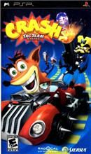 Crash Tag Team Racing pro PSP