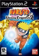 Naruto Uzumaki Chronicles 2 pro PS2