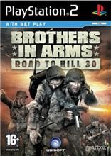 Brothers in Arms: Road to Hill 30 pro PS2