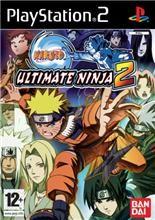Naruto Ultimate Ninja 2 pro PS2