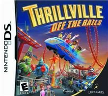 Thrillville Off the Rails pro Nintendo DS