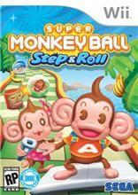 Super Monkey Ball: Step & Roll pro Nintendo Wii