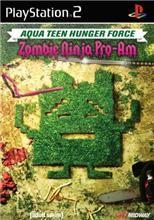 Aqua Teen Hunger Force Zombie Ninja Pro-Am pro PS2