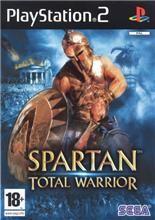 Spartan: Total Warrior pro PS2