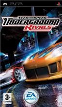 Need for Speed Underground Rivals pro PSP