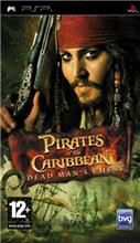 Pirates of the Caribbean Dead Mans Chest pro PSP