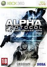 Alpha Protocol pro Xbox 360