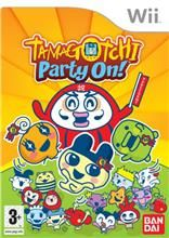Tamagotchi Party On! pro Nintendo Wii