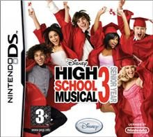 High School Musical 3: Senior Year DANCE! Hannah Montana pro Nintendo DS