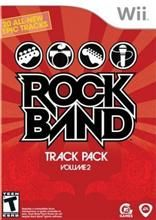 Rock Band Song Pack 2 pro Nintendo Wii
