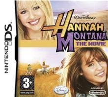 Hannah Montana The Movie pro Nintendo DS