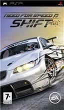 Need for Speed SHIFT pro PSP
