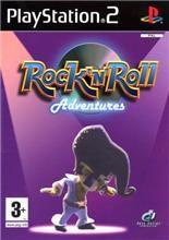 Rock''n''Roll Adventures pro PS2