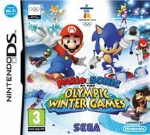 Mario & Sonic at the Olympic Winter Games pro Nintendo DS