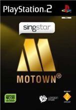 SingStar Motown pro PS2
