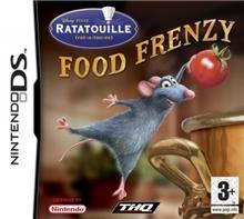 Ratatouille: Food Frenzy pro Nintendo DS