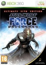 Star Wars The Force Unleashed Sith edition pro Xbox 360