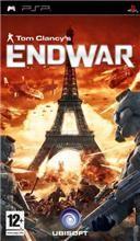 Tom Clancys End War pro PSP