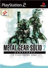 Metal Gear Solid 2: Substance pro PS2