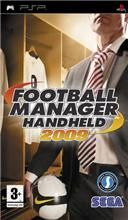 Football Manager 2009 Handheld pro PSP