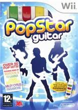 Pop Star Guitar Bundle pro Nintendo Wii