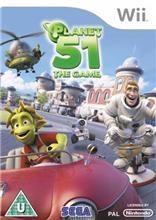 Planet 51 pro Nintendo Wii