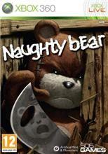 Naughty Bear pro Xbox 360