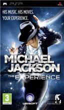 Michael Jackson The Experience pro PSP