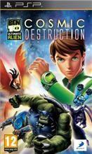 Ben 10: Ultimate Alien Cosmic Destruction pro PSP