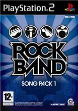 Rock Band Song Pack 1 pro PS2
