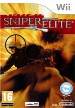 Sniper Elite pro Nintendo Wii