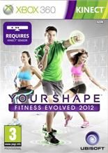 Your Shape: Fitness Evolved 2012 pro Xbox 360