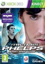 Michael Phelps: Push the Limit pro Xbox 360