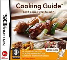 Cooking Guide: Cant Decide What to Eat? pro Nintendo DS