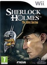 Sherlock Holmes: The Silver Earring pro Nintendo Wii