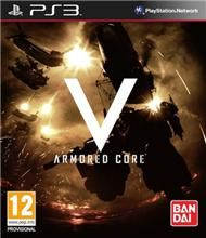 Armored Core V pro PS3