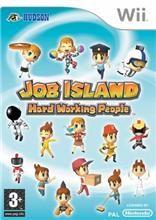 Job Island: Hard Working People pro Nintendo Wii