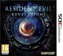 Resident Evil: Revelations pro Nintendo 3DS