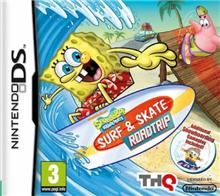 SpongeBob Surf & Skate Roadtrip pro Nintendo DS