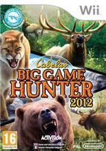 Cabelas Big Game Hunter 2012 pro Nintendo Wii