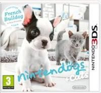 Nintendogs+Cats French Bulldog&new Friends pro Nintendo 3DS