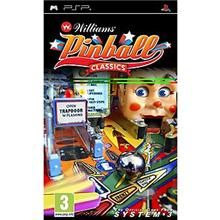 Williams Pinball Classics pro PSP