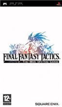 Final Fantasy Tactics The War of the Lions pro PSP